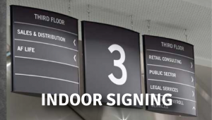 indoor signing office boards different size and options